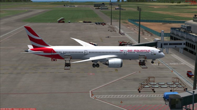 Files - FSX QualityWings 787-9 in Air Mauritius Fictional