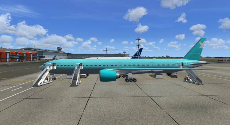 FSX Aircraft Liveries and Textures - Files - PMDG Boeing 737