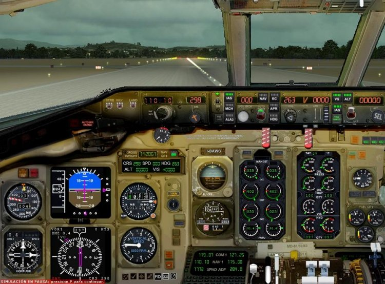 Super MD80 - FSX Aircrafts - Avsim su