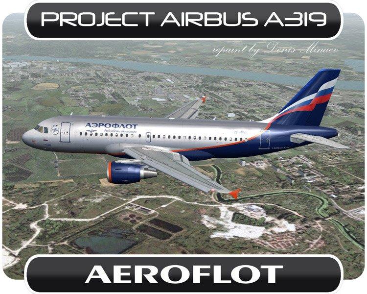 Files - Landing A320-200 Qatar Airways in Domodedovo - Avsim su