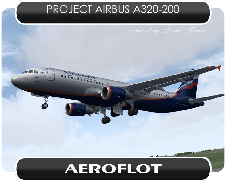 Project Airbus A320 VC and 2D +19 Textures - FSX Aircrafts - Avsim su