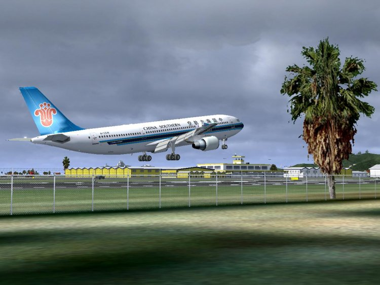 Airbus A300-600 Thomas Ruth + 10 livreys VC and 2D FMC +