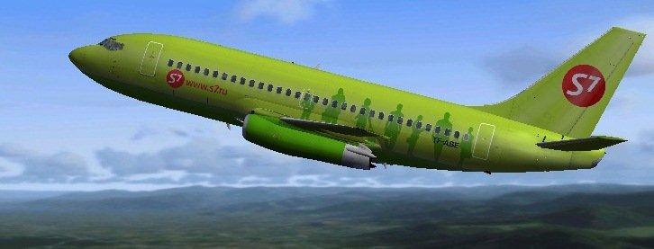 Просмотр ZIP-архива - Boeing 737-200 от TinMouse - Avsim su