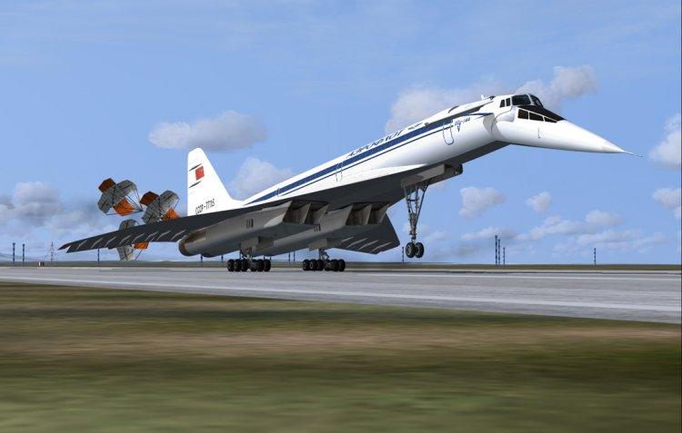 TU-144 FSX GRATUITEMENT TÉLÉCHARGER TUPOLEV