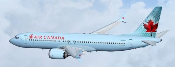 FSX Aircrafts - Files - POSKY - Boeing 737-800