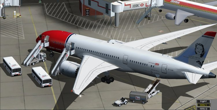 FSX Aircrafts - Files - TDS - Boeing 737 MAX