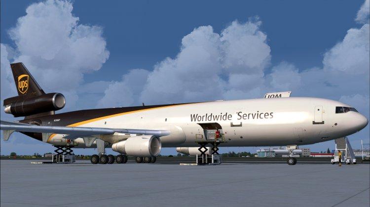 Files - Frankfurt-Main (FRA) to Mumbai (BOM) in an MD-11F - Avsim su