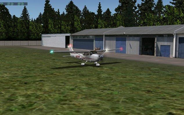 Files - Landing in Geneva International Airport (LSGG