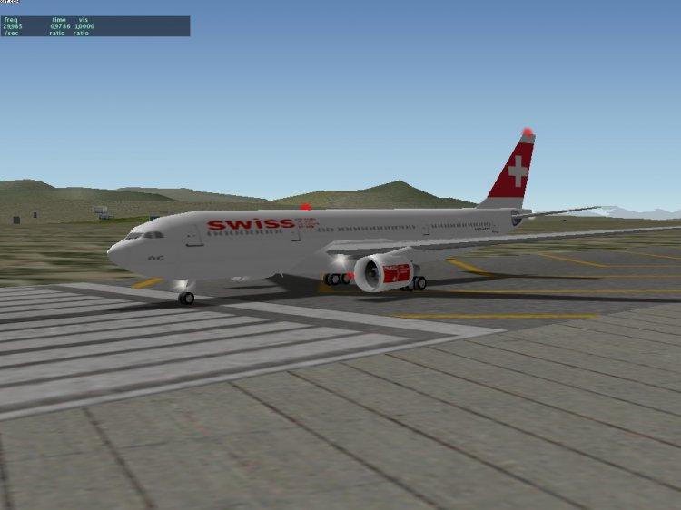 A340 Air France and A330 Swiss - X-Plane Aircrafts - Avsim su