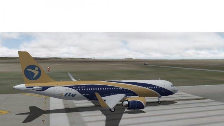 X-Plane Aircrafts - Files - Fokker-70 авиакомпании Globus