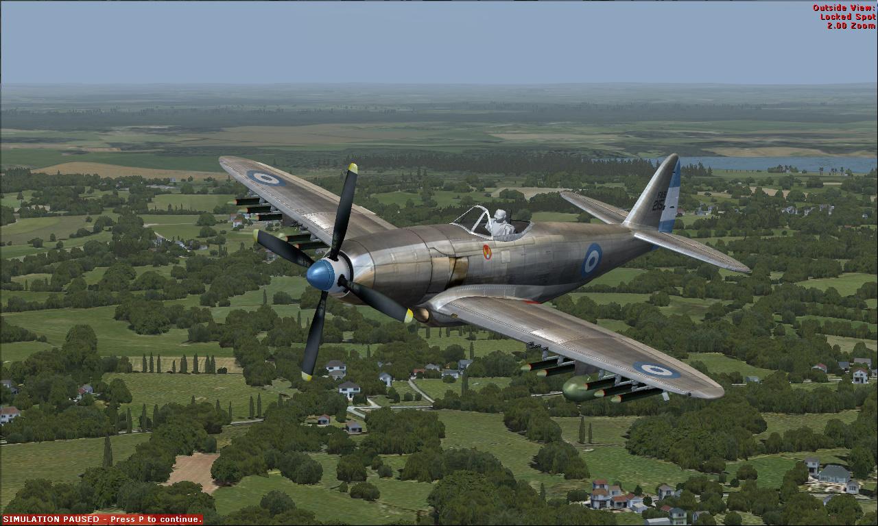 Бесплатные самолеты для FSX - Page 8 - Microsoft Flight Simulator X