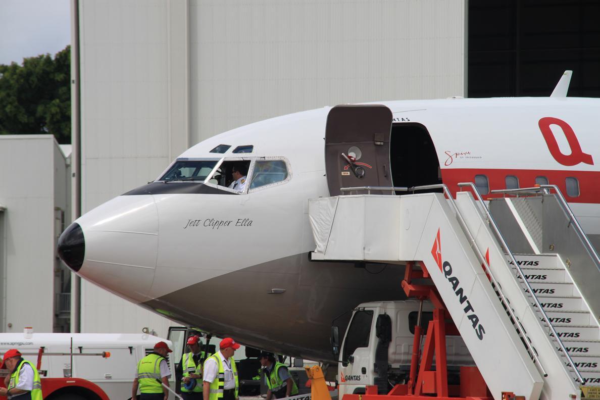 Самолет джона траволты фото заметил