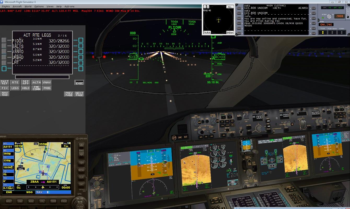 AeroSim Boeing 787 Dreamliner - Boeing - Другие